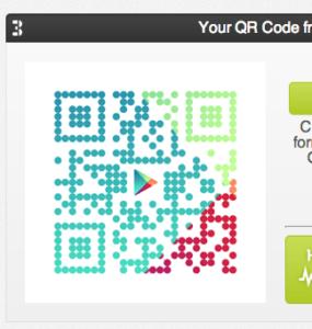 Custom QR Code Generator