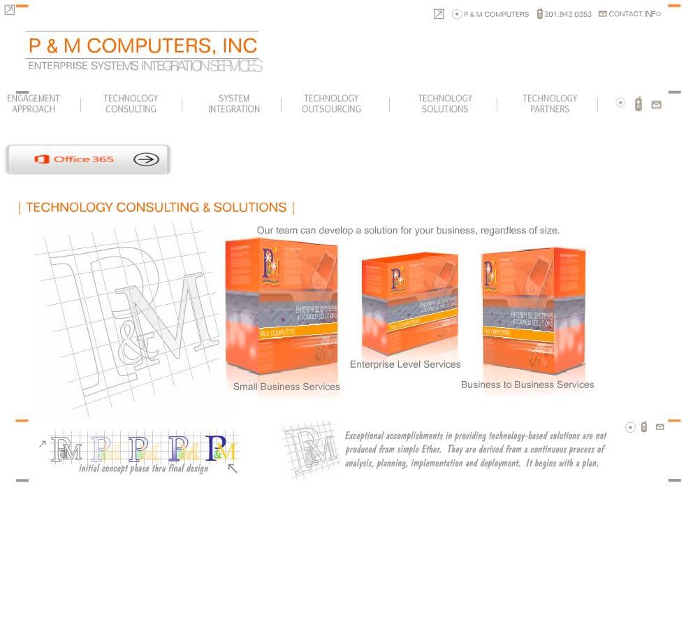 diseño web flash