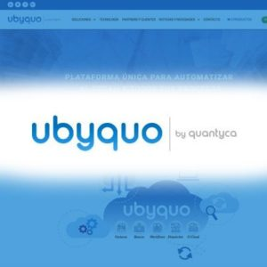 diseño web ubyquo software
