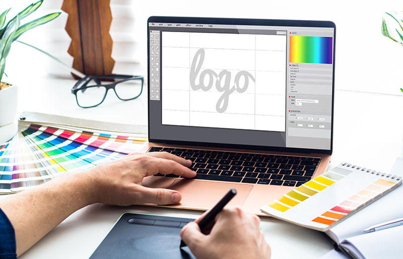 imagen corporativa diseno de logo