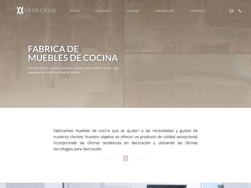 diseño fabrica cocinas